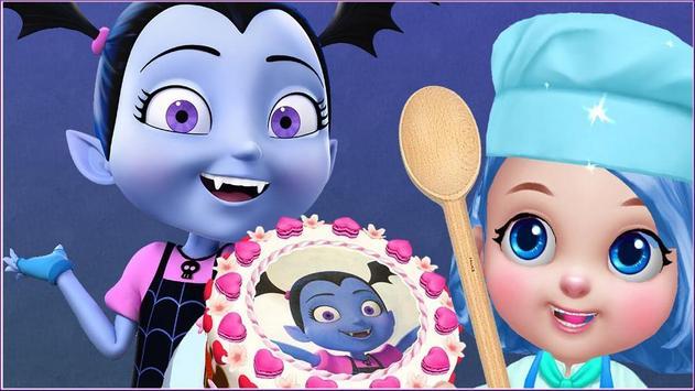 Vampirina Disney screenshot 2