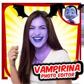 Vampirina Makeup Editor icon