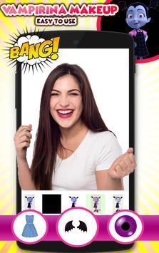 Vampirina Makeup Editor poster