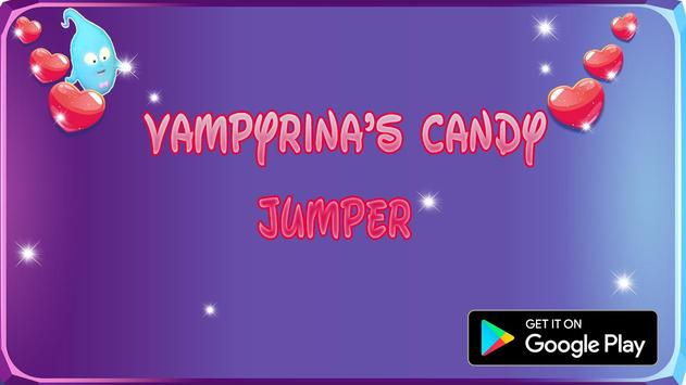 Vampyrina's Candy Jumper screenshot 3