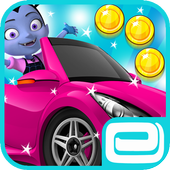Adventure Vampirina's Racing Dark icon
