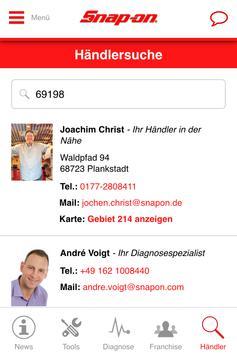 Snap-On Tools Deutschland screenshot 3