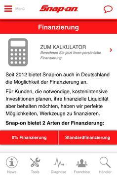 Snap-On Tools Deutschland screenshot 2
