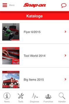 Snap-On Tools Deutschland screenshot 4