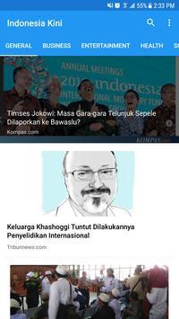 Indonesia Kini poster