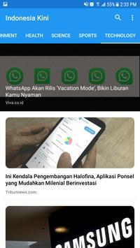Indonesia Kini screenshot 6