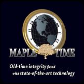 MapleTime Server Status icon