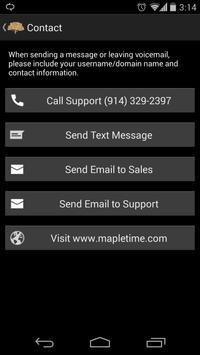 MapleTime Server Status screenshot 2