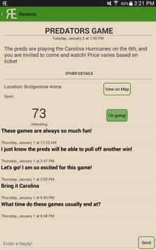 Revents: A Local Event Finder screenshot 11