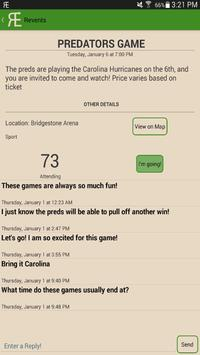 Revents: A Local Event Finder screenshot 6