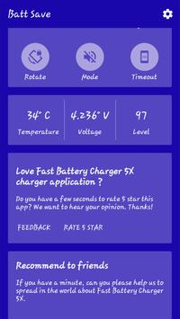 Fast Battery Charger and Saver screenshot 1