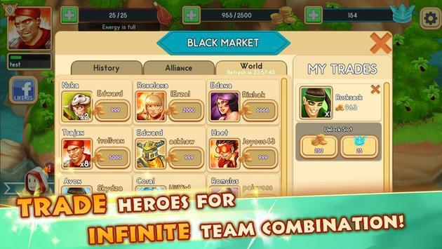 Heroes Story apk screenshot