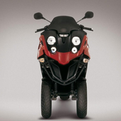Wallpapers with Gilera Fuoco icon