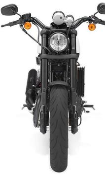 Wallpaper with HarleyXR1200X screenshot 1