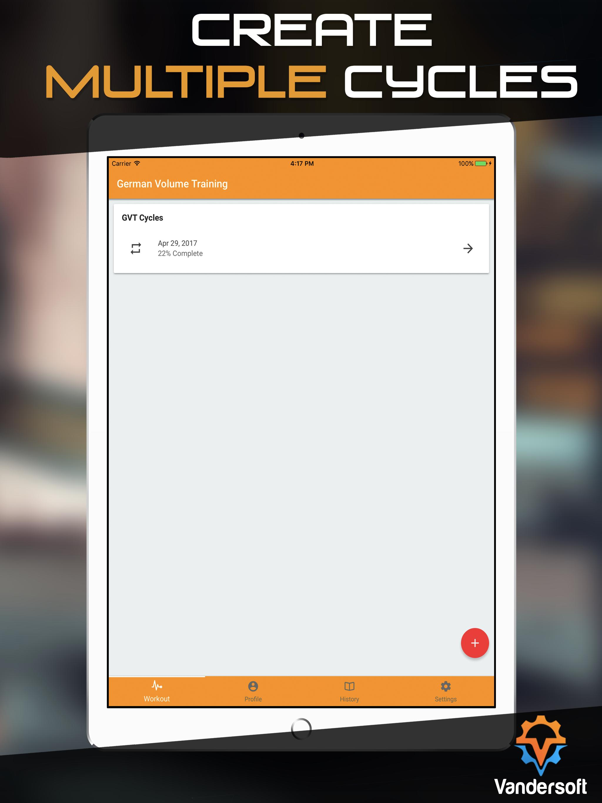 German Volume Training - GVT for Android - APK Download