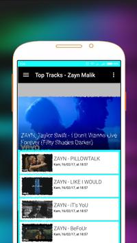 Zayn Malik Songs and Videos screenshot 3