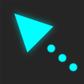 Space Arrow icon
