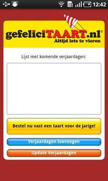 gefeliciTAART.nl poster