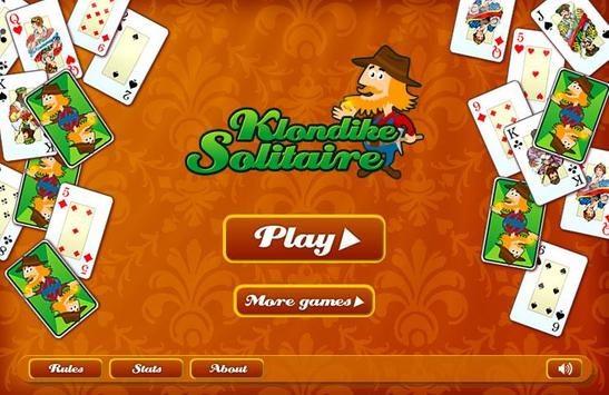 Solitaire Puzzle Card Game poster