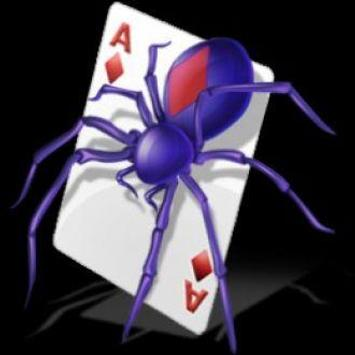 Spider Solitaire 3D poster