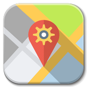 Talk And Drive For Google Maps icon