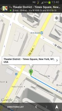 Talk And Drive For Google Maps screenshot 5