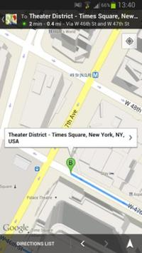 Talk And Drive For Google Maps apk screenshot