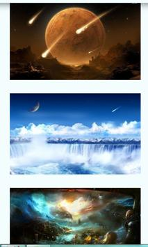 Meteor Images Wallpapers poster
