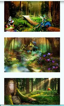 Enchanted Forest Wallpapers poster
