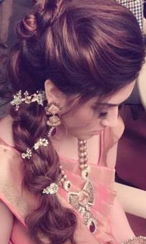 Indian Women Hairstyles poster