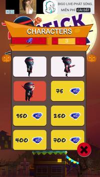 Stick Ninja Hero 2: Dark Era screenshot 1