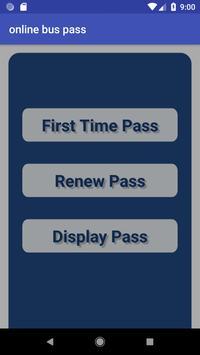 Online Buss Pass System screenshot 2