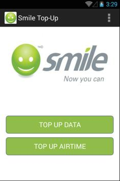 Smile TopUp poster