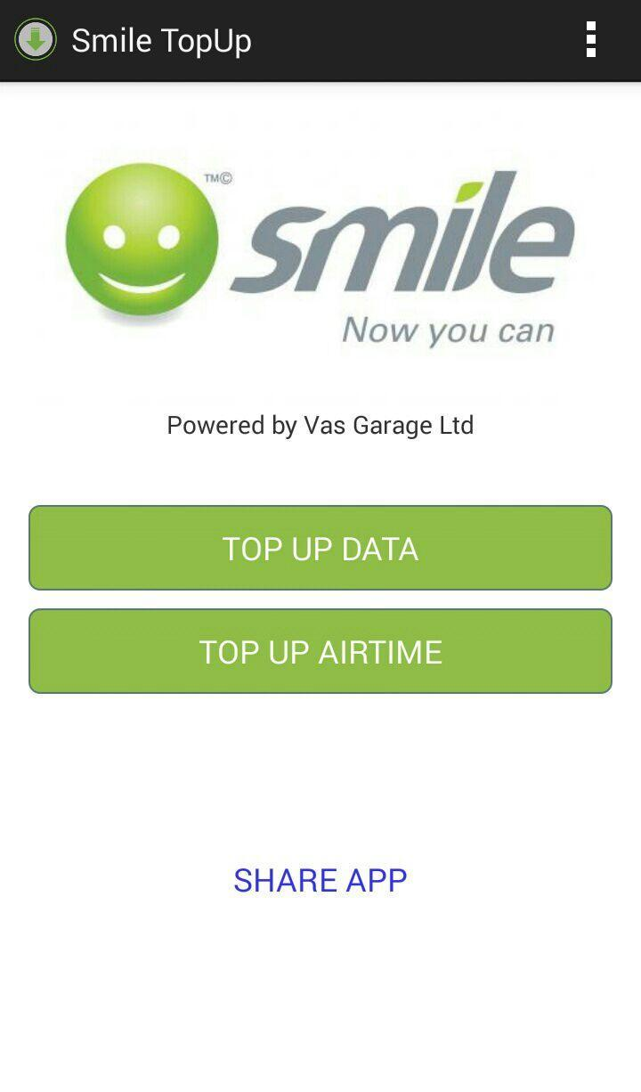 Smile TopUp for Android - APK Download