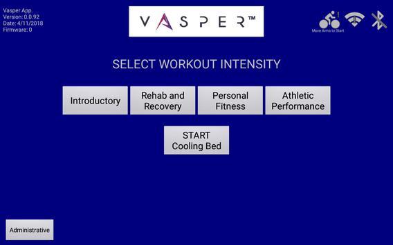 Vasper App apk screenshot