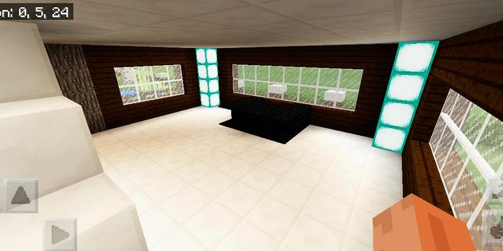 Your Own Modern House. Map for MCPE screenshot 18
