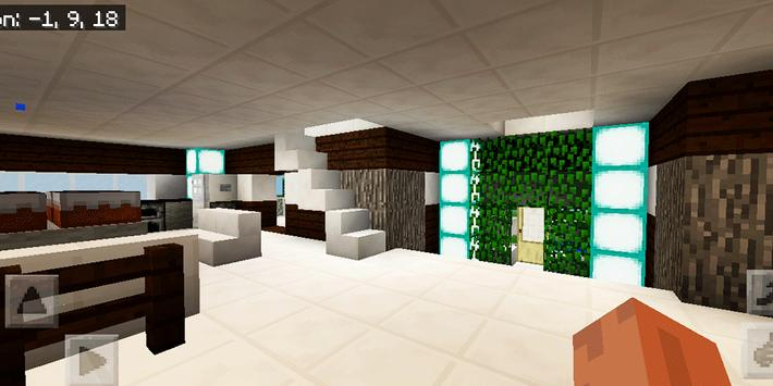 Your Own Modern House. Map for MCPE screenshot 20