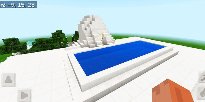 Your Own Modern House. Map for MCPE screenshot 7