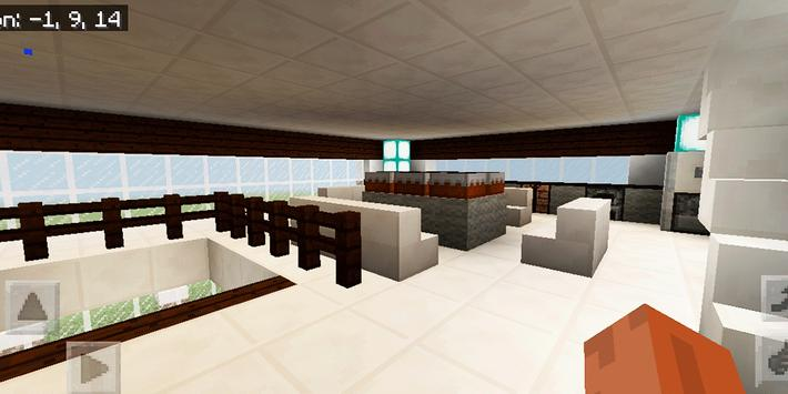 Your Own Modern House. Map for MCPE screenshot 5