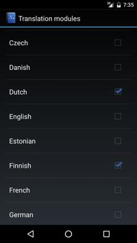 Share2Translator screenshot 1