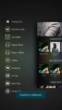 Hà Anh Tuấn apk screenshot
