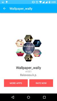 Wallpaper-Wally apk screenshot