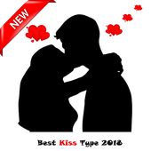Best Kiss Type 2018 icon
