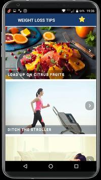 Best Weight Loss Tips screenshot 3