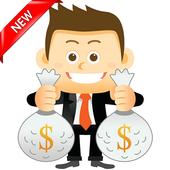 Earn Extra Money icon