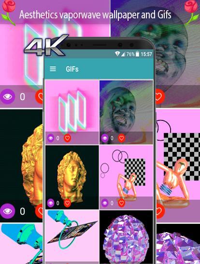 Vaporwave Hd Wallpaper 4k For Android Apk Download