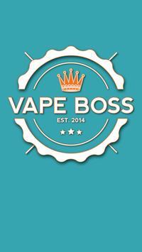 Vape Boss poster