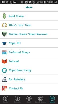 Vape Boss screenshot 4
