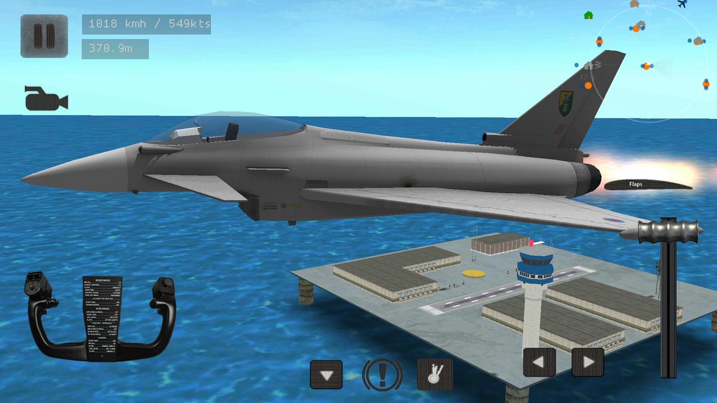 Flugzeug Simulator Download