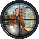 Mission Sniper Shooting 3D icon